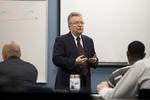 Dr. Steve Harper Lecturing - 12
