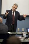 Dr. Steve Harper Lecturing - 13