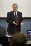 Dr. Steve Harper Lecturing - 16