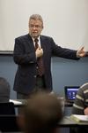 Dr. Steve Harper Lecturing - 18