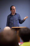 Dr. Brian Russell Lecturing - 4