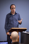 Dr. Brian Russell Lecturing - 8