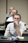 A Male Orlando Student in Class - 45