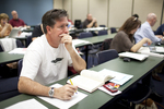 A Male Orlando Student in Class - 52