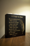 A Prayer to Jesus - Stanger Prayer Chapel - 2
