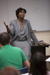 Dr. Anne Gatobu Lecturing - 5
