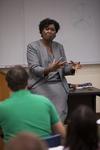 Dr. Anne Gatobu Lecturing - 6
