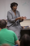 Dr. Anne Gatobu Lecturing - 9