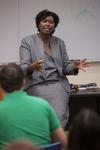 Dr. Anne Gatobu Lecturing - 10