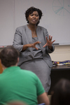 Dr. Anne Gatobu Lecturing - 11