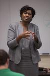 Dr. Anne Gatobu Lecturing - 12