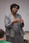 Dr. Anne Gatobu Lecturing - 13
