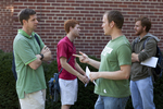 Greg Spillyards and Nathan Brasfield Talking by Estes - 3