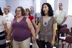 Singing Sems Rehearsal - 2