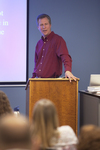 Dr. Chris Kiesling Lecturing