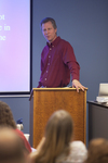Dr. Chris Kiesling Lecturing - 2