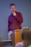 Dr. Chris Kiesling Lecturing - 4