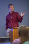Dr. Chris Kiesling Lecturing - 7