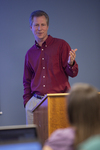 Dr. Chris Kiesling Lecturing - 8