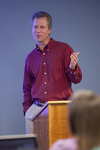 Dr. Chris Kiesling Lecturing - 9