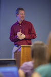 Dr. Chris Kiesling Lecturing - 10
