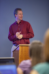 Dr. Chris Kiesling Lecturing - 11