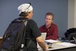 Dr. Chris Kiesling Talking with Gary Liederbach - 2