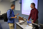 Dr. Chris Kiesling Talking with Alex Clark