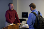 Dr. Chris Kiesling Talking with Alex Clark - 2