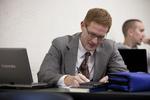 Isaiah Allen in Dr. Joe Dongell's Class - 4
