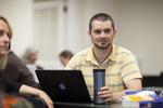 Aaron Buttery in Dr. Joe Dongell's Class - 2