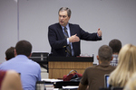 Dr. Joe Dongell Lecturing - 21