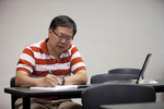 Meng Yip in Dr. Russell West's Class - 3