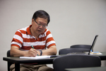 Meng Yip in Dr. Russell West's Class - 4