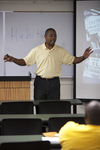 Dr. Russell West Lecturing - 10