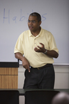 Dr. Russell West Lecturing - 11