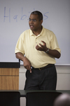Dr. Russell West Lecturing - 12