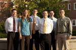 2011-2012 Kern Scholars Group Shot