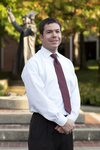 Kern Scholar Zach Fitzpatrick (Wesley Square)