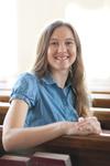 Kern Scholar Amanda Zelazny (Estes Chapel)