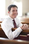 Kern Scholar Zach Fitzpatrick (Estes Chapel)
