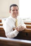 Kern Scholar Drew Baker (Estes Chapel)