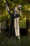 John Wesley Statue - 3