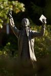 John Wesley Statue - 4