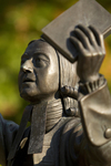 John Wesley Statue (Close-Up) - 4