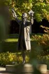 John Wesley Statue - 5