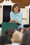 Dr. Ellen Marmon Preaching in Chapel