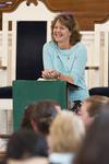 Dr. Ellen Marmon Preaching in Chapel - 2