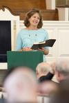 Dr. Ellen Marmon Preaching in Chapel - 5