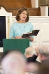 Dr. Ellen Marmon Preaching in Chapel - 6